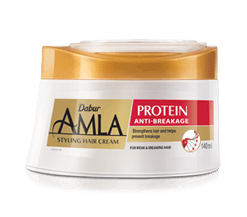 Dabur Amla Protein <br/> Styling Hair Cream