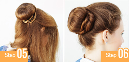 Summer Look Hairstyle