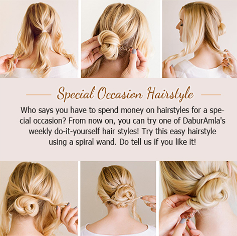 Special Look Hairstyle