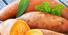 Sweet Potatoes For Hair